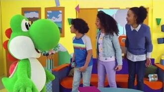 Yoshi's Crafted World Nickelodeon On the Flip Side Switch 30 US TV Commercial