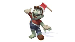 Zombie Outfit - Super Mario Odyssey