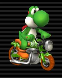 Cyclo Vroum - Yoshi