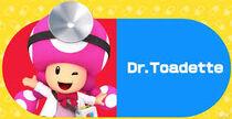 Dr. Toadette