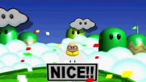 Mario Party 3 - Chip Shot Challenge