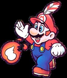 Mario de feu SML2