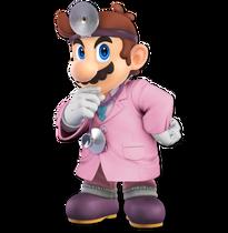 Art Dr. Mario rose Ultimate