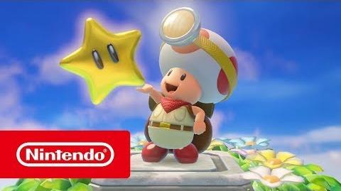 Captain Toad Treasure Tracker - Tráiler general (Nintendo Switch & Nintendo 3DS)