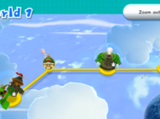 World 1 (Super Mario Galaxy 2)