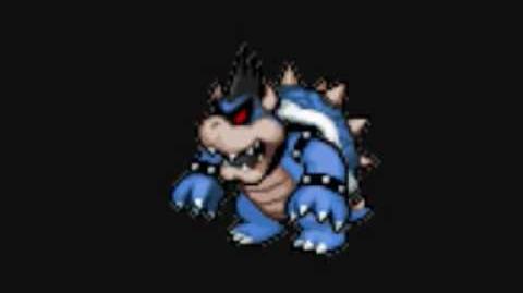 1- Dark Bowser and Dark Fawful Battle