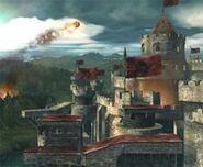 Castillo asediado SSBB