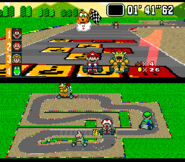 Circuit Mario 2 - SMK 2