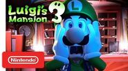 Luigi's Mansion 3 (Working Title) - Announcement Trailer - Nintendo Switch