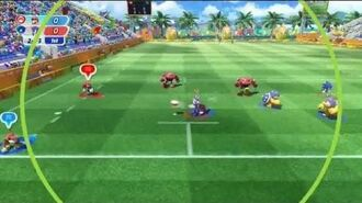 Mario & Sonic at the Rio 2016 Olympic Games Teams Now Available Wii U & 3DS 30 US TV Commercial
