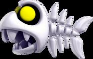 Skelettfisch