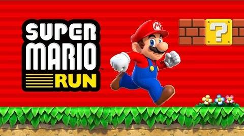 Super Mario Run - Announcement Trailer-0