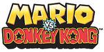 Mario vs. Donkey Kong U logo