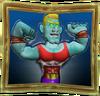 Biff Atlas, the Bodybuilder