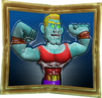 Biff Atlas, the Bodybuilder