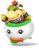 Bowser Jr. - SSB4