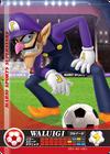 Carte amiibo Waluigi football