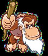 Cranky Kong (DK King of Swing)