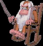 Cranky Kong (Donkey Kong Country)