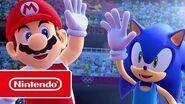 """Mario & Sonic en los Juegos Olímpicos Tokio 2020 - Tráiler """"¡Diversión a espuertas!"""""""
