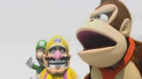 Mario Sports Mix - Opening
