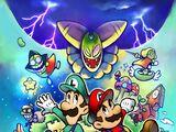 Mario & Luigi: Superstar Saga/Galerie