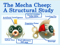 Structure Mecha-Cheep