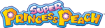 Super Princess Peach Logo