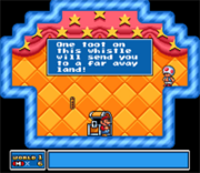 Welt 1-3 3 SMB 3 Screenshot