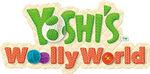 Yoshi's Wooly World logo