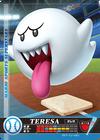 Carte amiibo Boo baseball