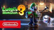 Luigi's Mansion 3 - Arrojamos luz sobre el juego en el E3 2019