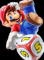 SMP-Mario