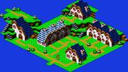 SMRPG Screenshot Blauhafen