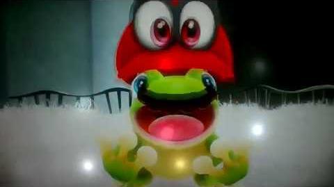 Super Mario Odyssey Nintendo Switch Gameplay