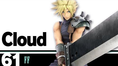 61 Cloud – Super Smash Bros. Ultimate