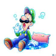 Luigi dream