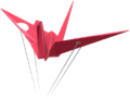 MKT Origami grue