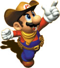 MP2 Artwork Mario