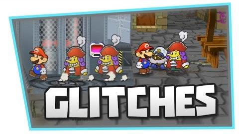 Paper Mario The Thousand Year Door - Keep Flavio Glitch - Game Breakers