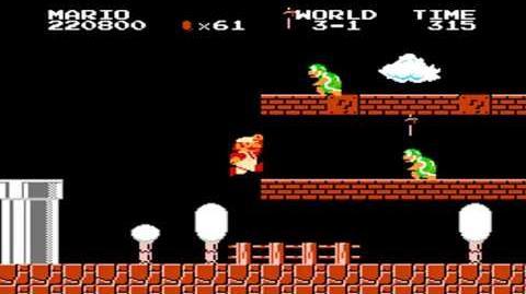 Super Mario Bros. - World 3-1