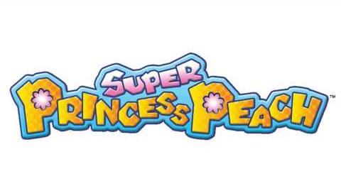Super Princess Peach Music Extended - Shriek Mansion 2