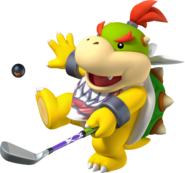 Bowser Jr. (Mario Golf World Tour)