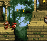 DKC Screenshot Bad Mühlstein