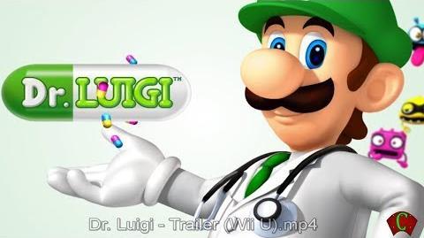 Dr Luigi Gameplay Trailer Wii U Gameplay Trailer 【HD】