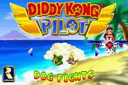 Main Menu - Dogfights - Diddy Kong Pilot (2001)