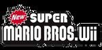 NSMB. Wii Logo