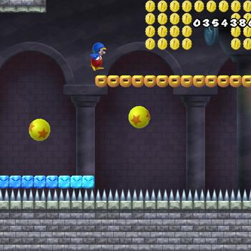 World 3 Castle New Super Mario Bros Wii Mariowiki Fandom