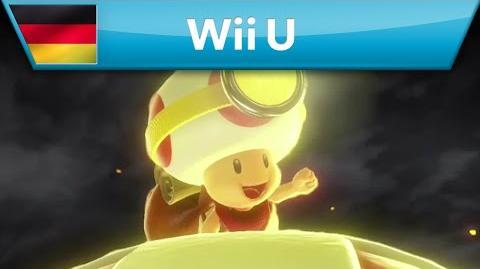 Captain Toad- Treasure Tracker - Zeit für Abenteuer! (Wii U)