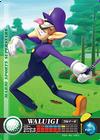 Carte amiibo Waluigi golf